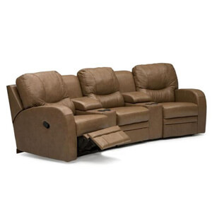 Home Theatre Sofa